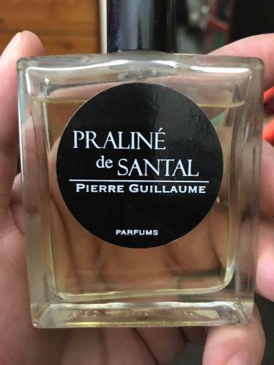 Praliné de Santal by Pierre Guillaume July 2018