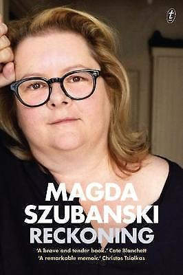 Reckoning A Memoir by Magda Szubanski BookDepository